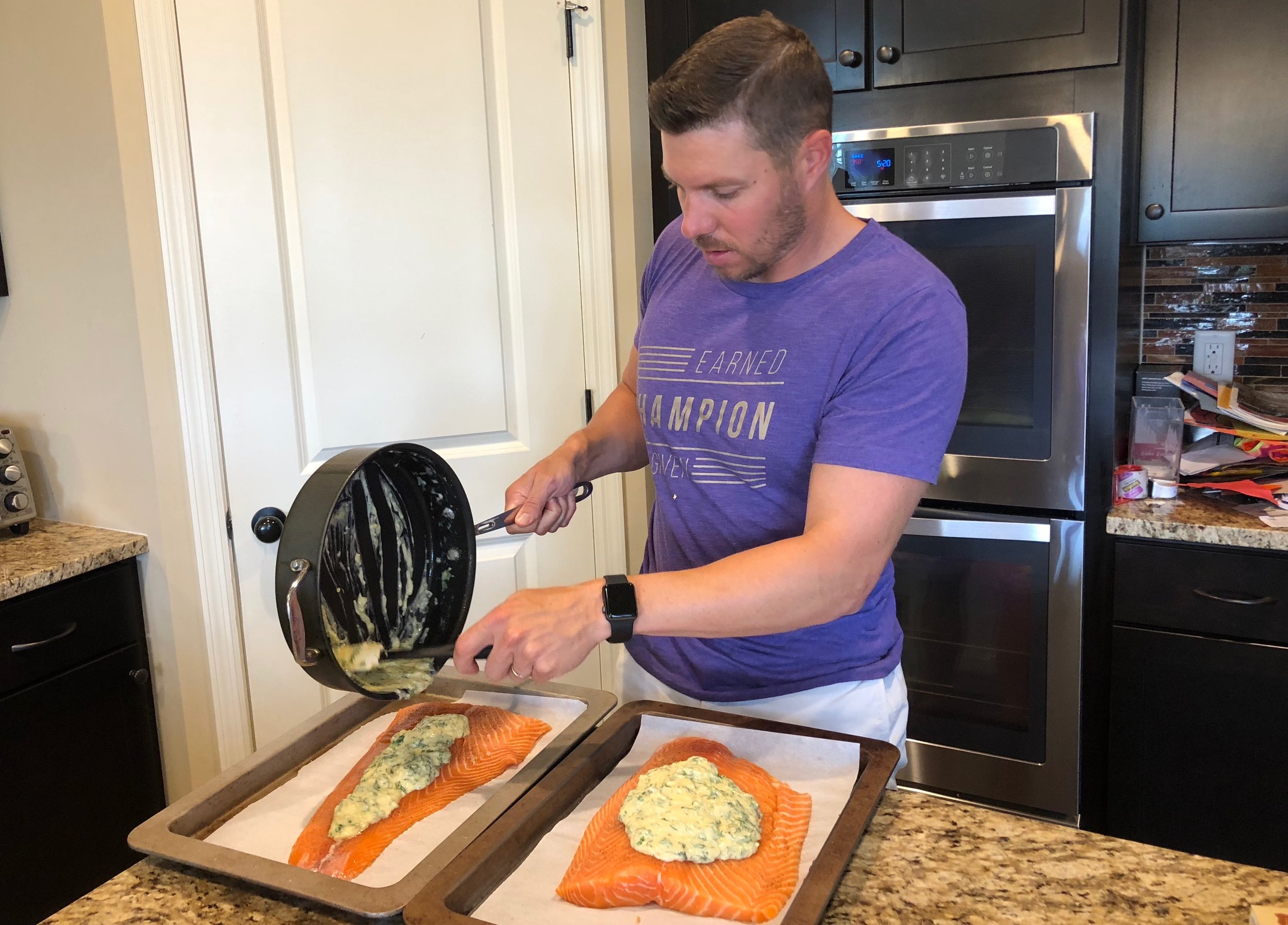 The Keto Dad meal planning keto lifestyle