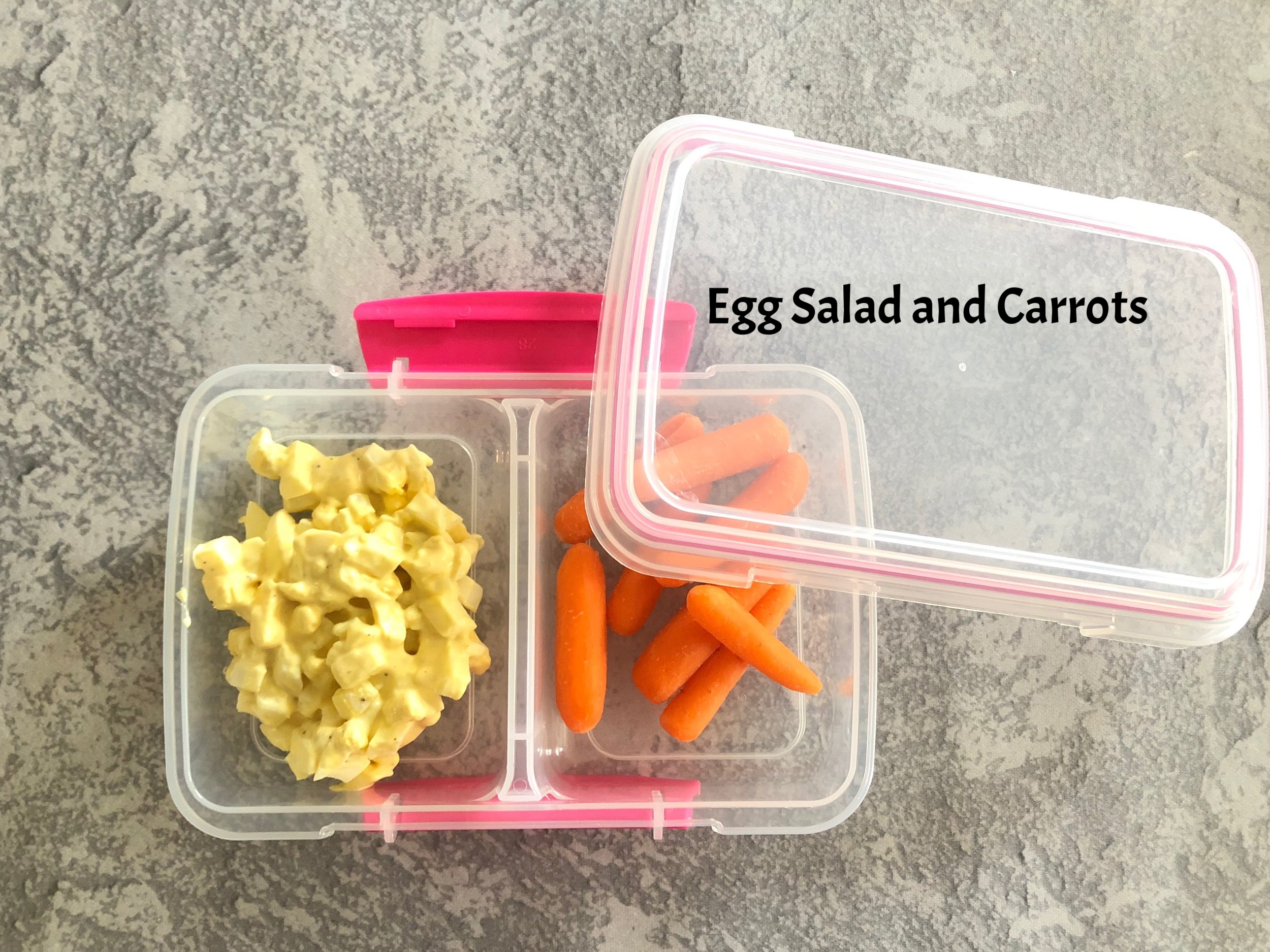 Lunch Egg Salad and Carrots Keto and Low Carb.jpg