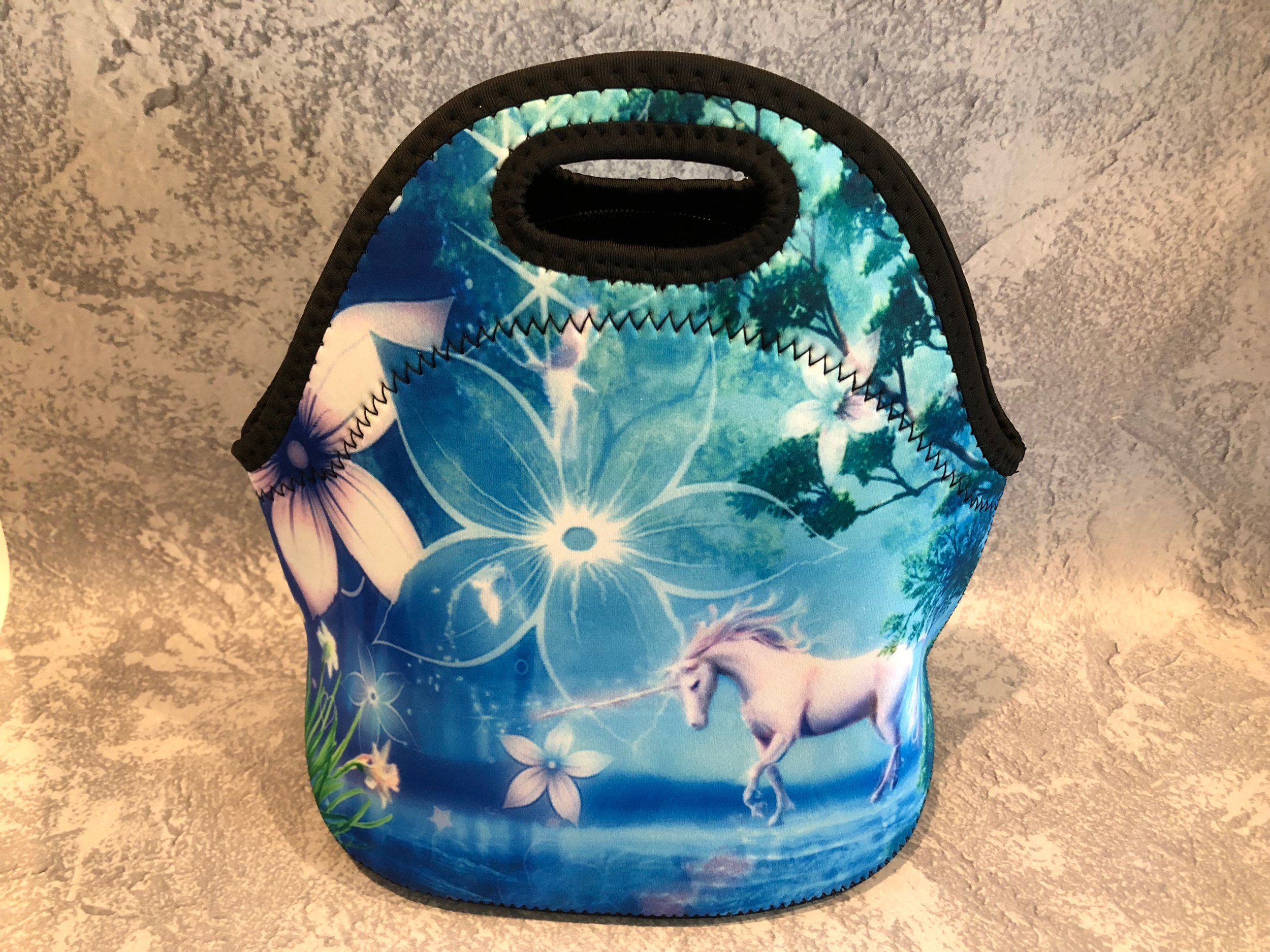 Keto and Low Carb Lunch Bag Unicorn Back to School