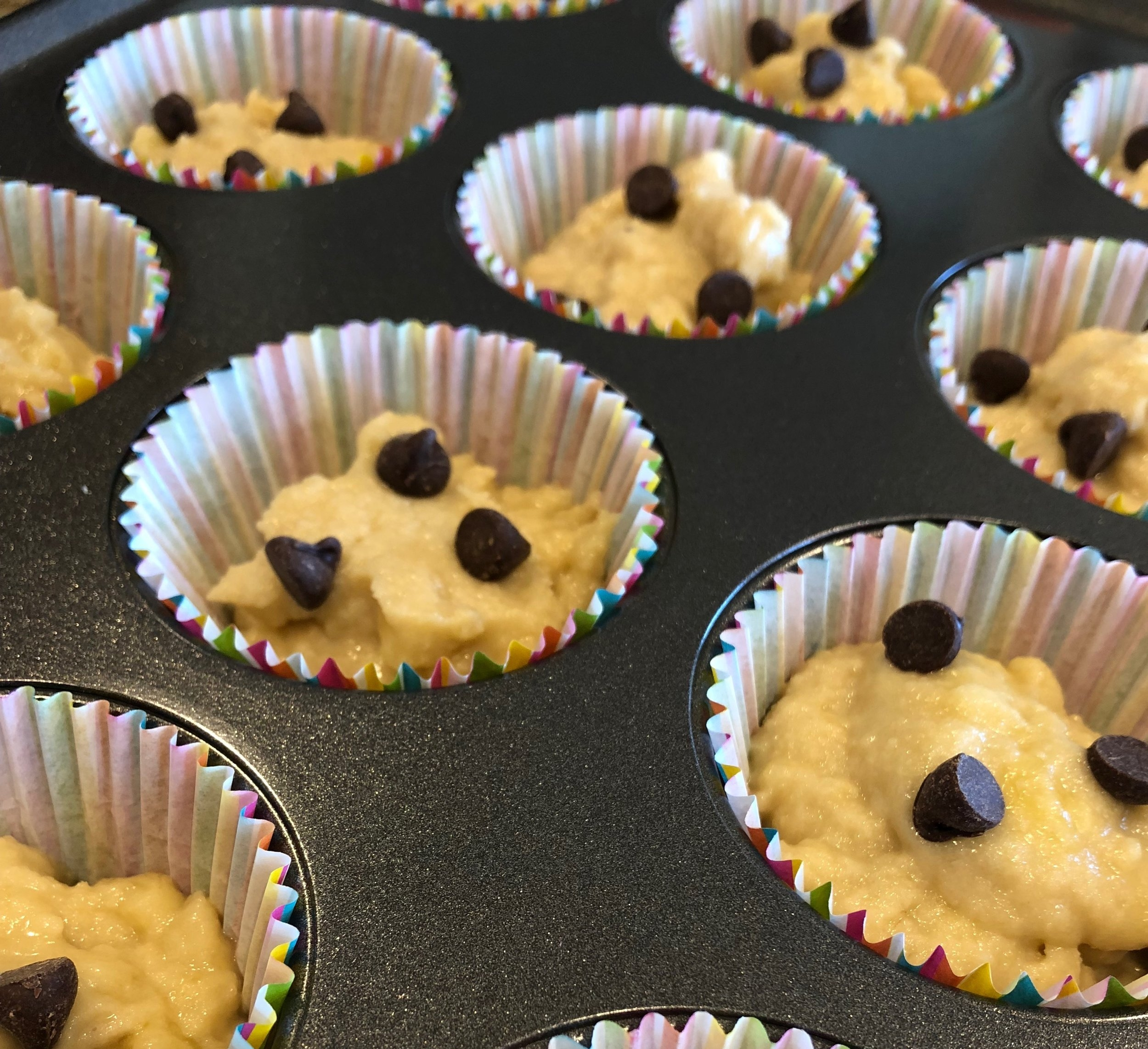 low carb banana nut muffins gluten free recipe