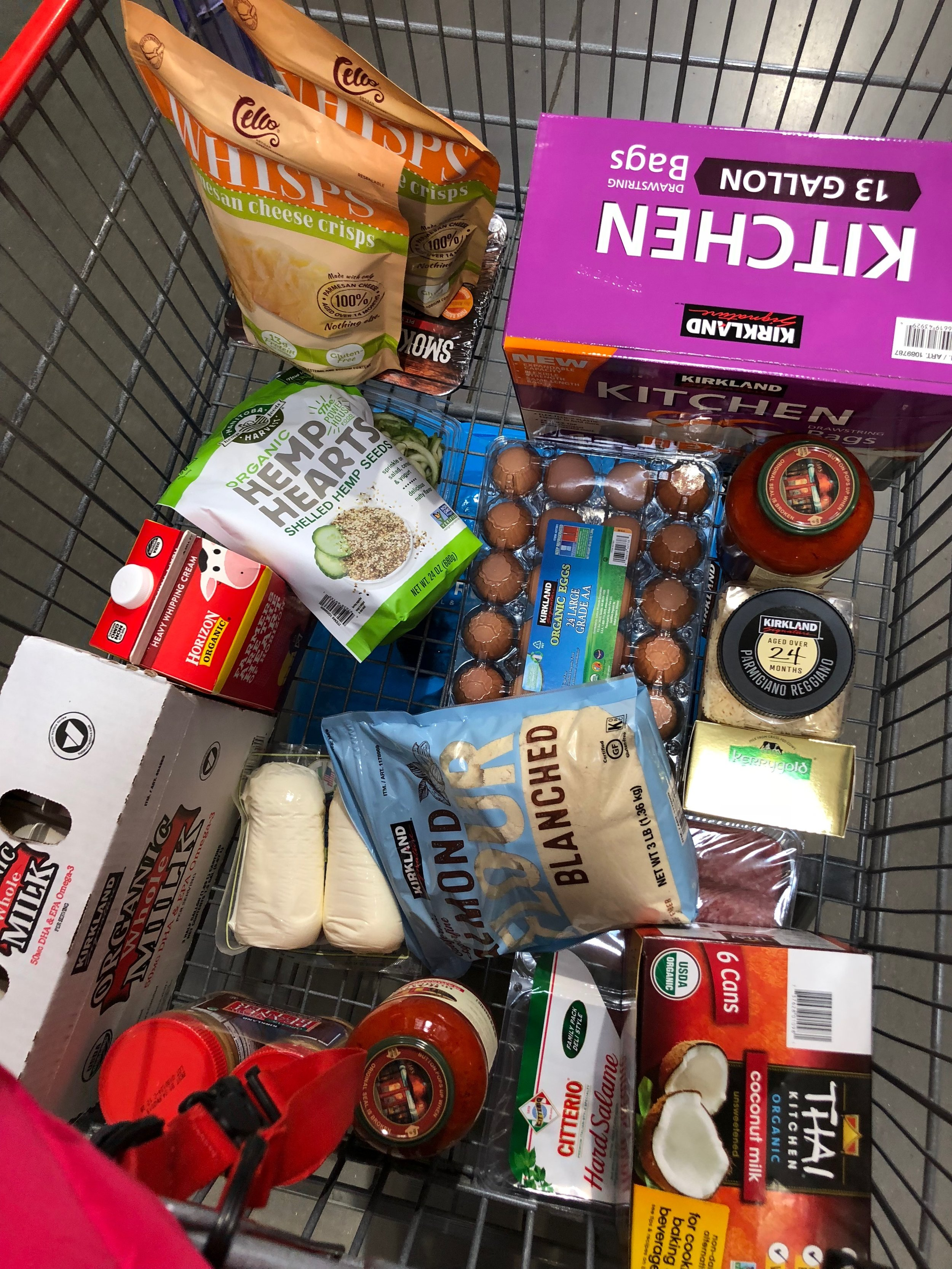 The Keto Dad Costco Shopping List Ketogenic Lifestyle diet groceries