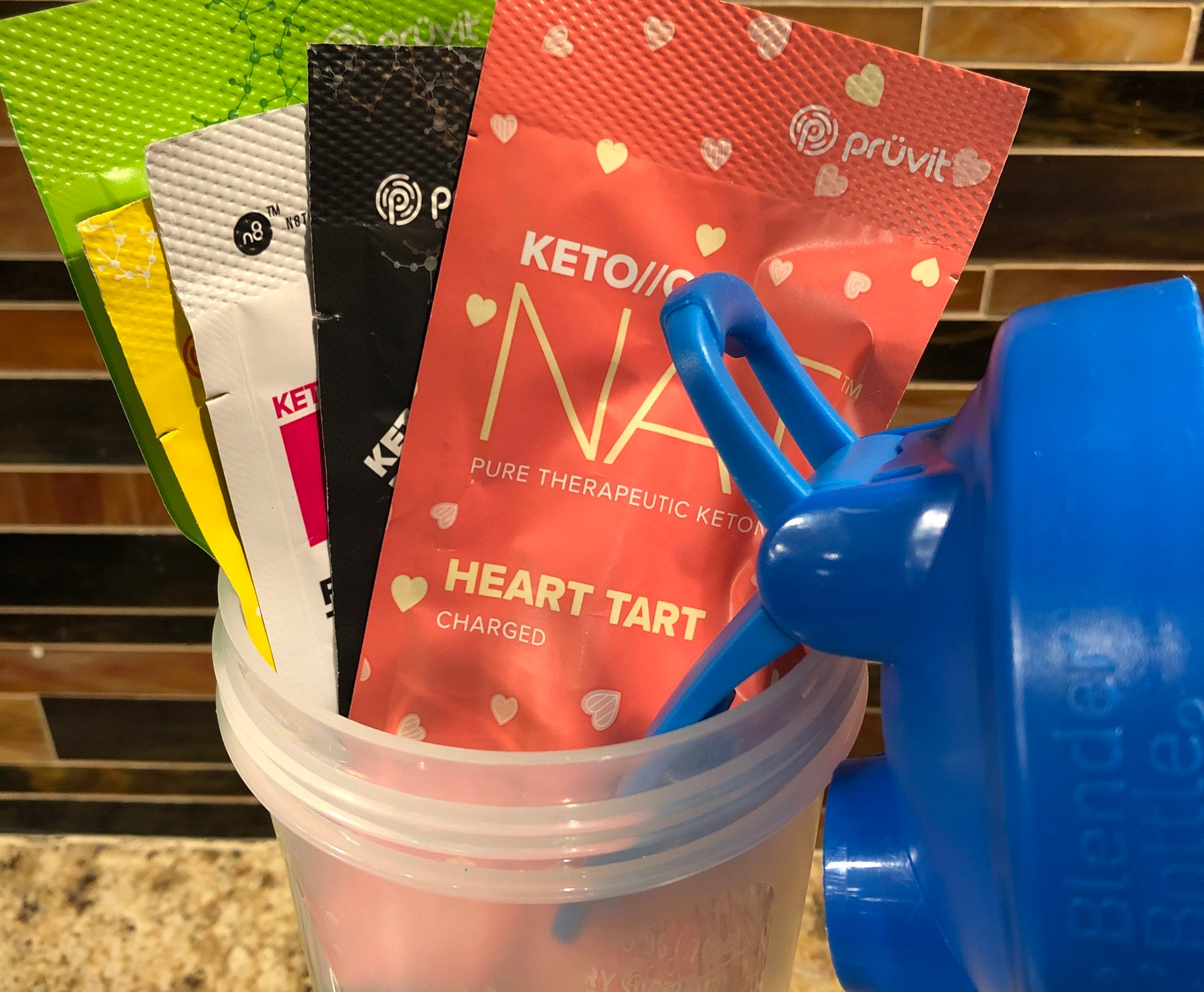 Click Here to Order an 8 Day Blender Bottle Pack $70