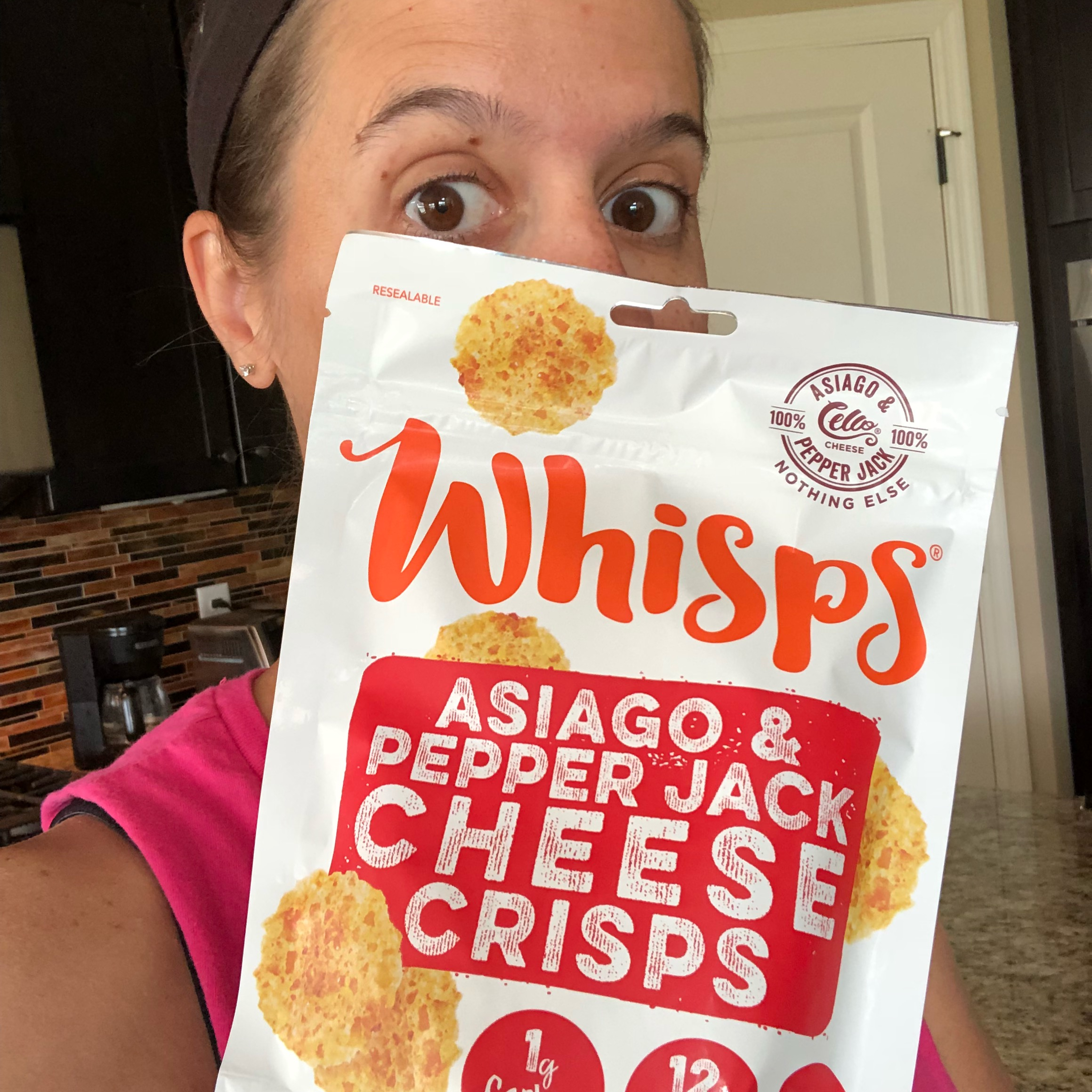 Boss Babe and Keto Dad's favorite Whisps