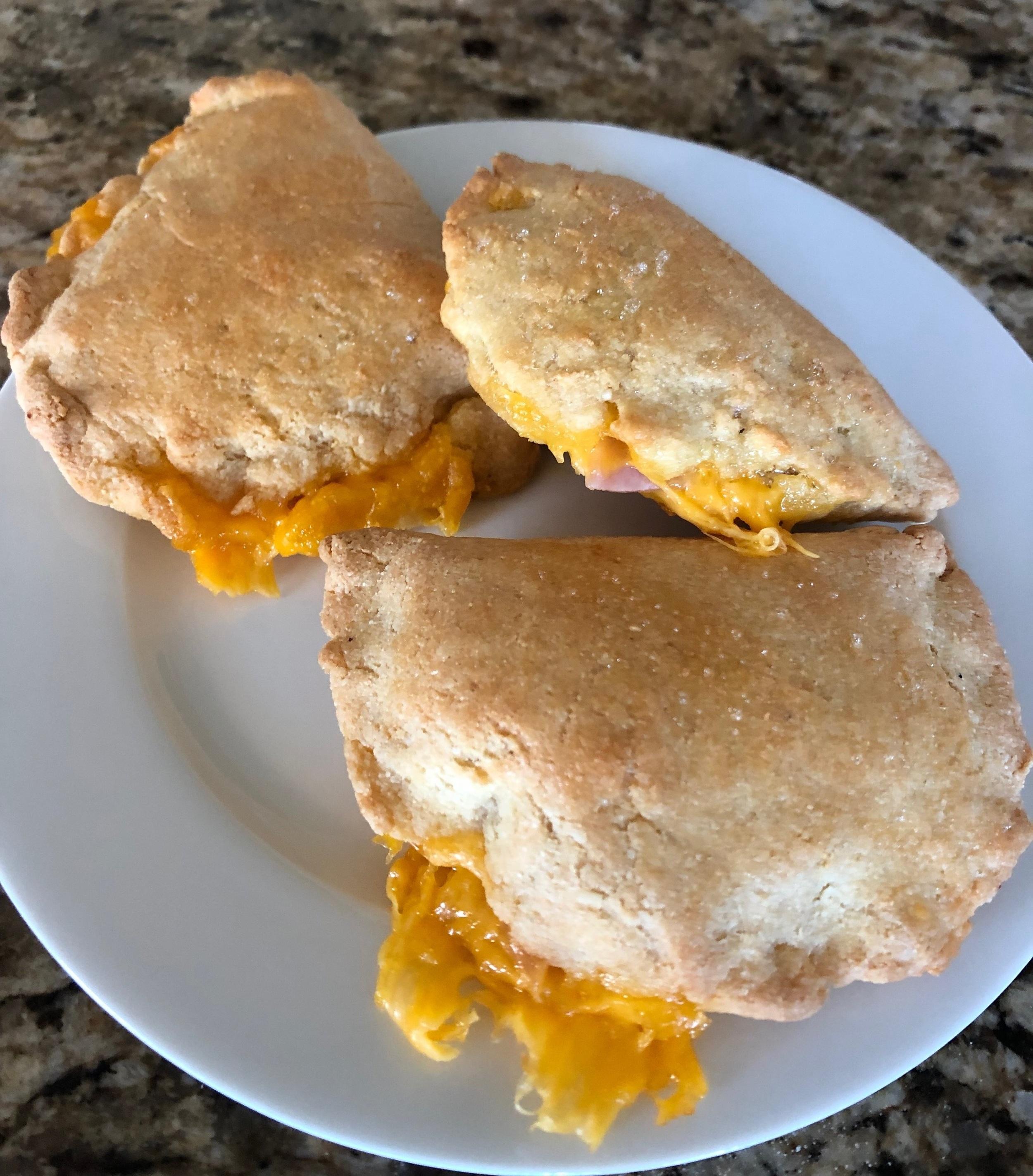 Keto Empanada hot pocket recipe