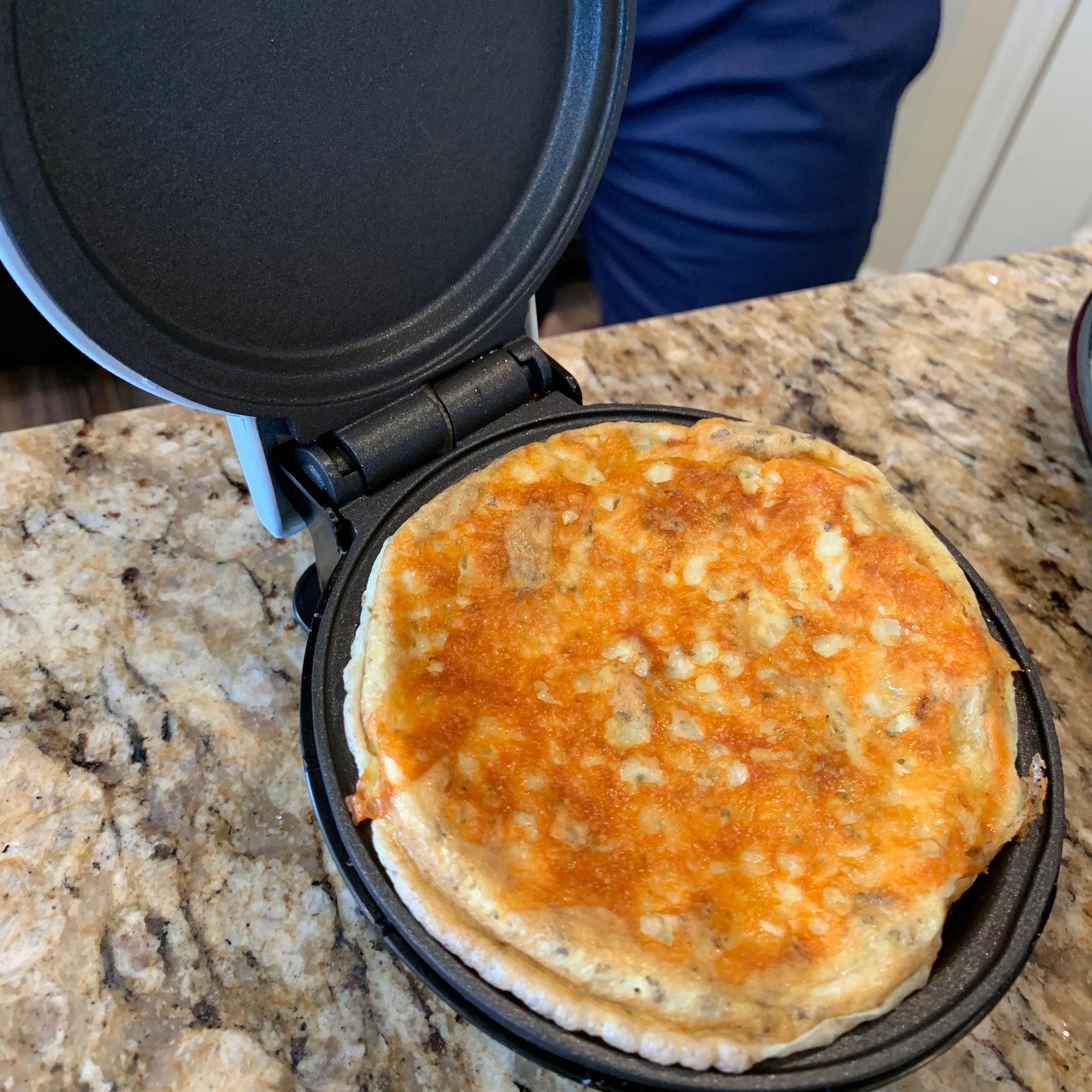 Keto+pizza+chaffle+recipe