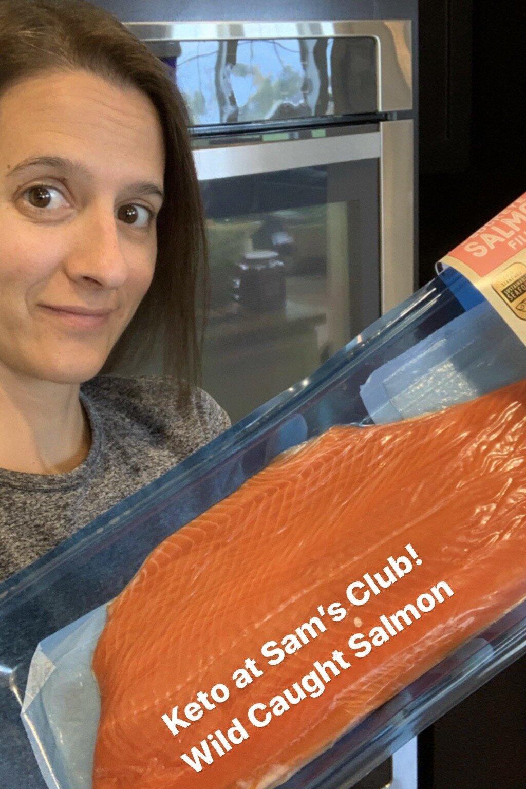 The Keto Dad Sam's Club Shopping List Ketogenic Lifestyle diet groceries