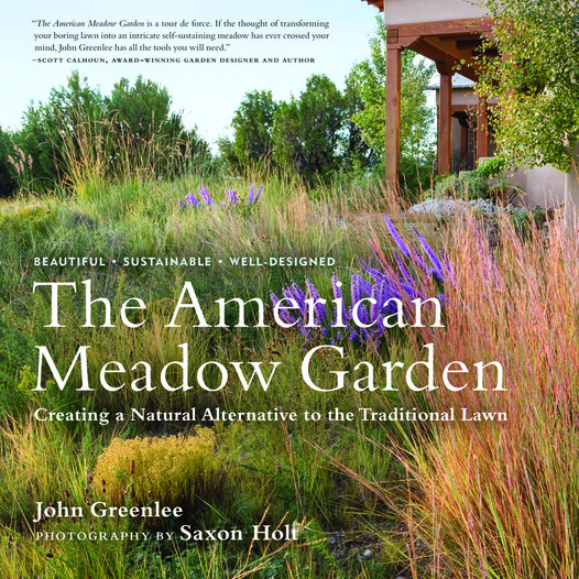 John's book,  The American Meadow Garden