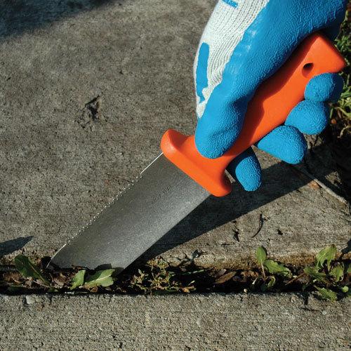3.   A. M. Leonard Stainless Steel Soil Knife