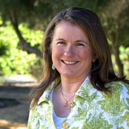 by   Joan Bolton      Santa Barbara Garden Design  Goleta, CA