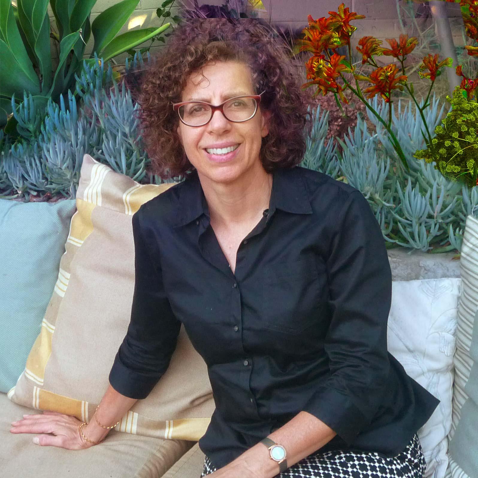 Debbie Gliksman , APLD    Urban Oasis Landscape Design , Los Angeles, CA