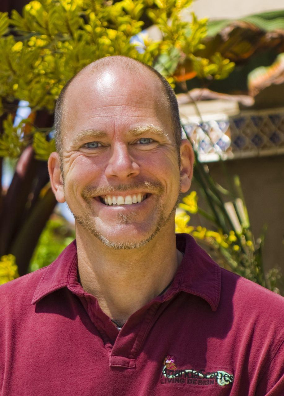 Joel Berlin, APLD       Anandascapes LLC , San Diego, CA