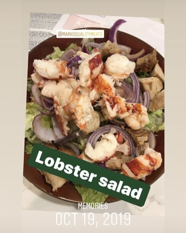 We supply the Cooked lobster ...... you supply the salad. Defrost And eat. . Easy and amazing !  Inquire about free delivery to your doorstep .  Let us deal with traffic and cold raining weather. Quality , service , ease and convenience is what we. #livingstonnj #Nj #shorthillsnj  # #nyc #hamptons #Longisland #westchester #primemeats #seafood #qualityfood #delivery.