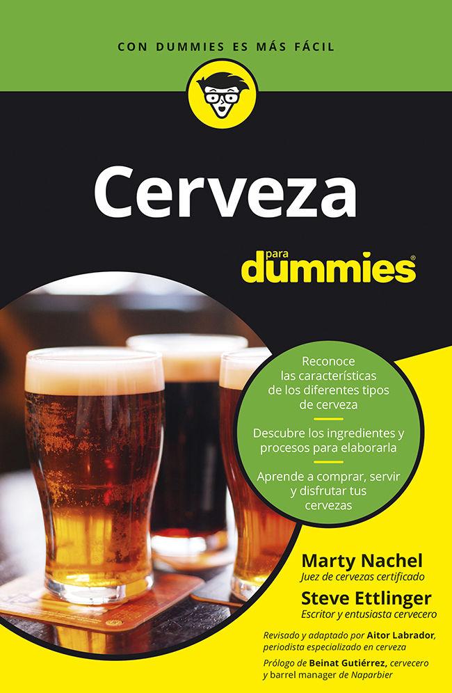 Cerveza para Dummies (Planeta de Libros, 2019)