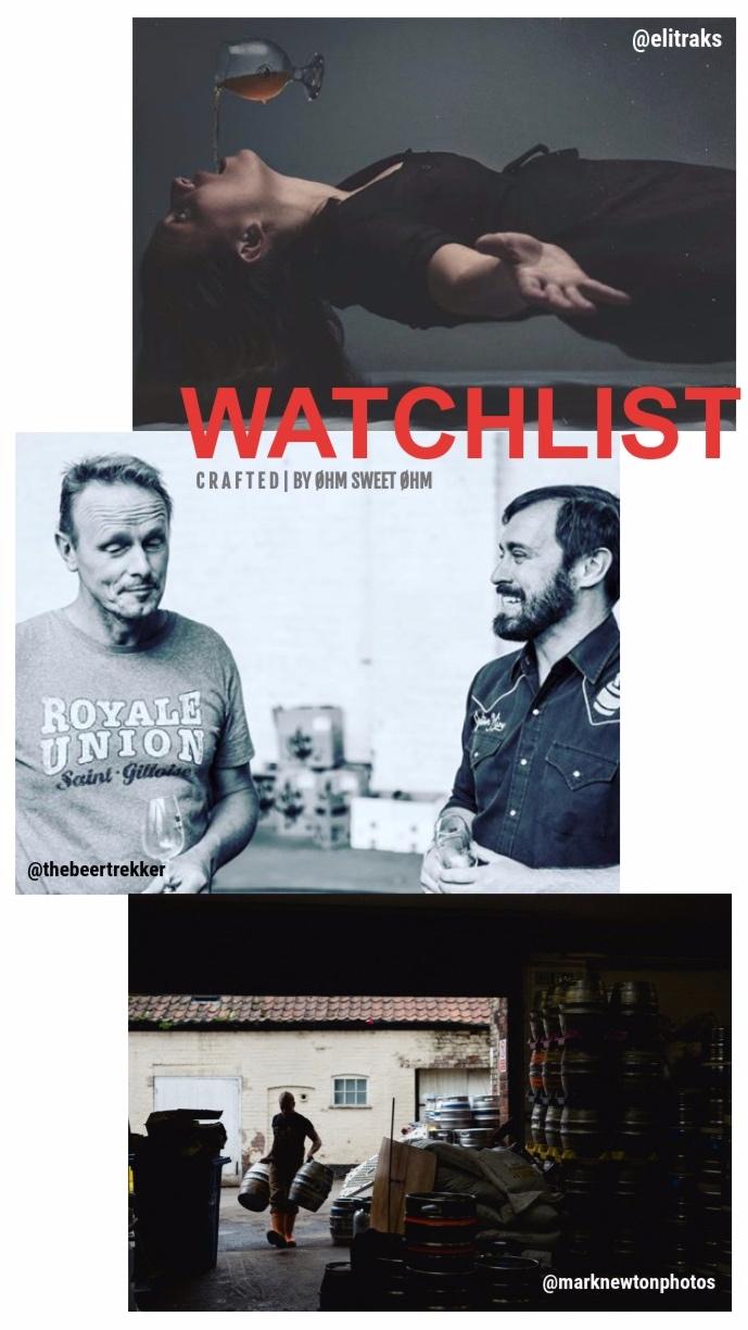 Watchlist: las mejores cuentas sobre cerveza artesana en Instagram (Vol.2) - Photos © @elitraks, @thebeertrekker & @marknewtonphotos