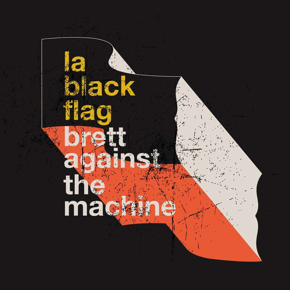 La Black Flag | Design by @albertgabba (Estudi Gabba)