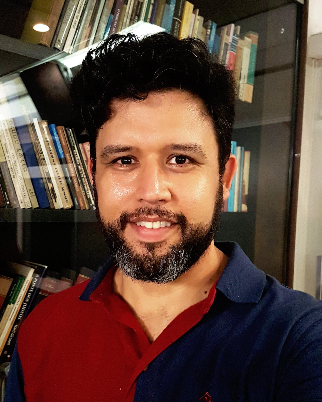 Adriano Silva - Proprietário e Fundador