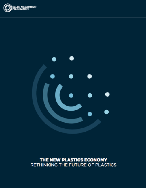 The New Plastics Economy - Författare: Ellen MacArthur Foundation, World Economic Forum and McKinsey & CompanyPublicerad: 2016Applying circular economy principles to global plastic packaging flows could transform the plastics economy and drastically reduce negative externalities such as leakage into oceans, according to this new report. The New Plastics Economy: Rethinking the future of plastics provides, for the first time, a vision of a global economy in which plastics never become waste, and outlines concrete steps towards achieving the systemic shift needed.Läs rapporten här >>