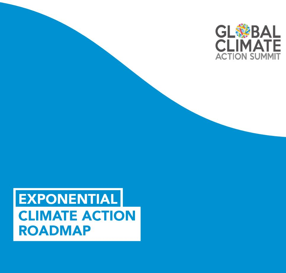 "Exponential Climate Action - Producerad av: Sitra och FuturearthPublicerad: 2018""The Paris Agreement's goal to reduce the risk of dangerous climate change can be achieved if greenhouse gas emissions peak by 2020, halve by 2030 and then halve again by 2040 and 2050. This is now technologically feasible and economically attractive but the world is not on this path. This roadmap focuses on the immediate priorities, and has three purposes:To communicate the pace, scale and systemic nature of the necessary economic transformation.To connect the exponential scaling potentials in the digital revolution to the climate challenge.To support momentum across policy, markets and technology.""Läs rapporten >>"