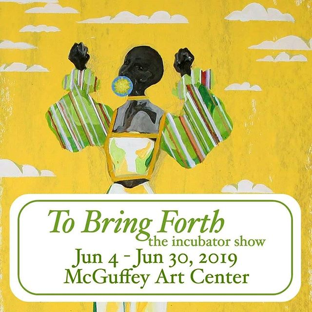 To Bring Forth: The Incubator Show Next month, I will be showcasing my art on the main floor of McGuffey Art Center as part of my culmination of works developed during my time in the McGuffey incubator program.  It would mean the world to share this with you all. 😙  #art #printmaking #bookbinding #painting #mixedmedia #sculpture #artist #digitalart #charlottesville #cville #women