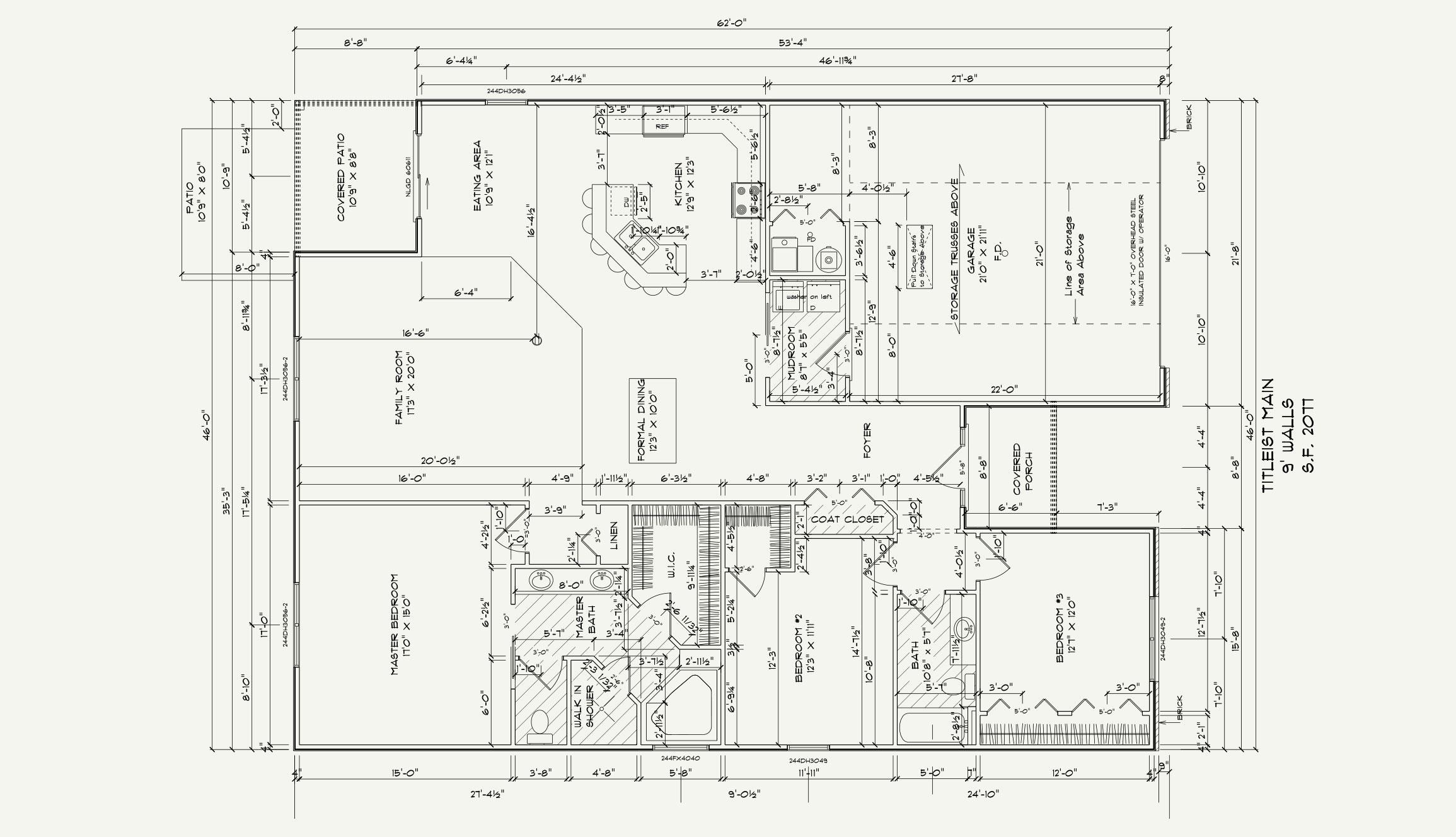 Titleist Floor Plan
