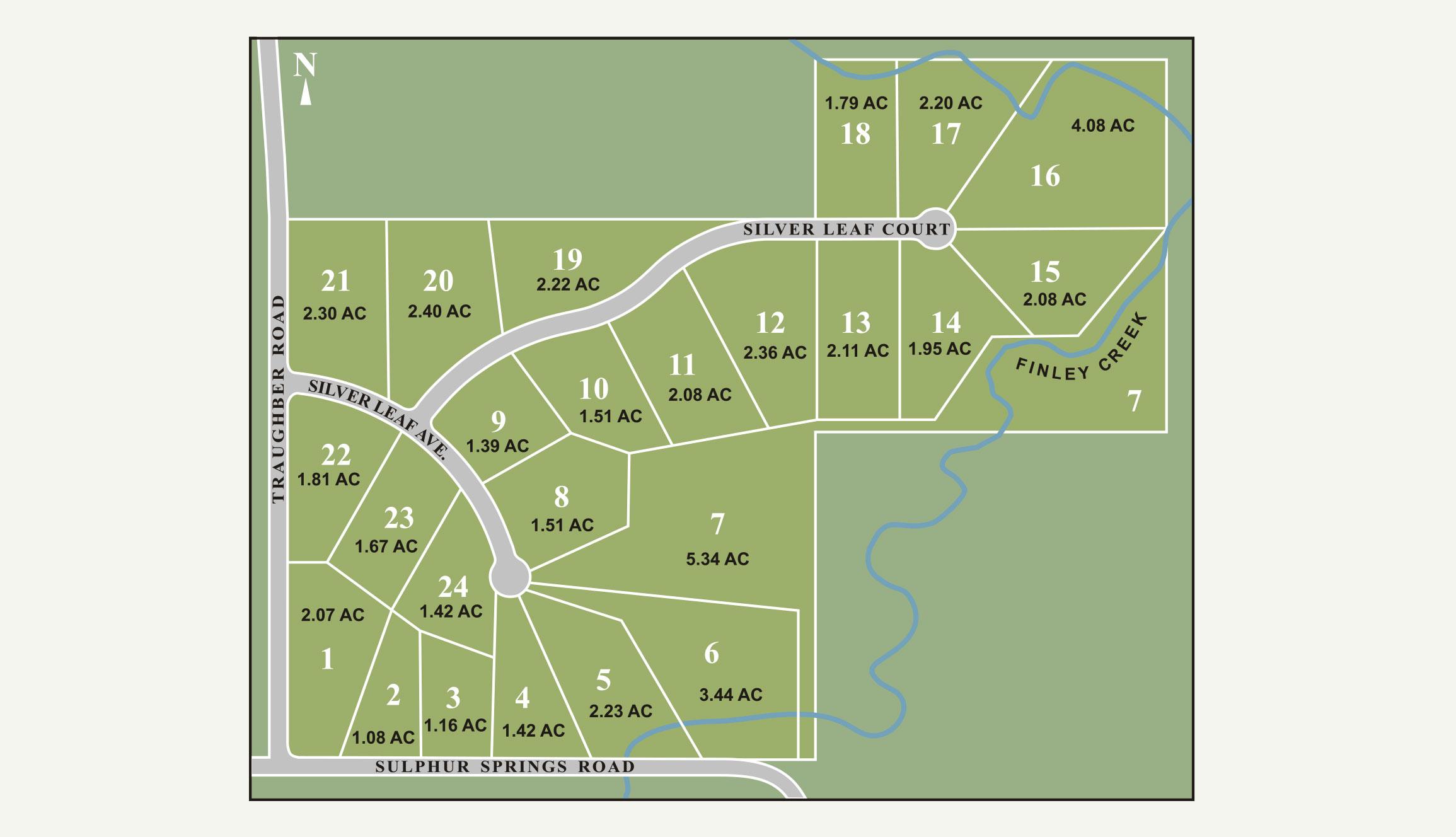 silverleaf estates -