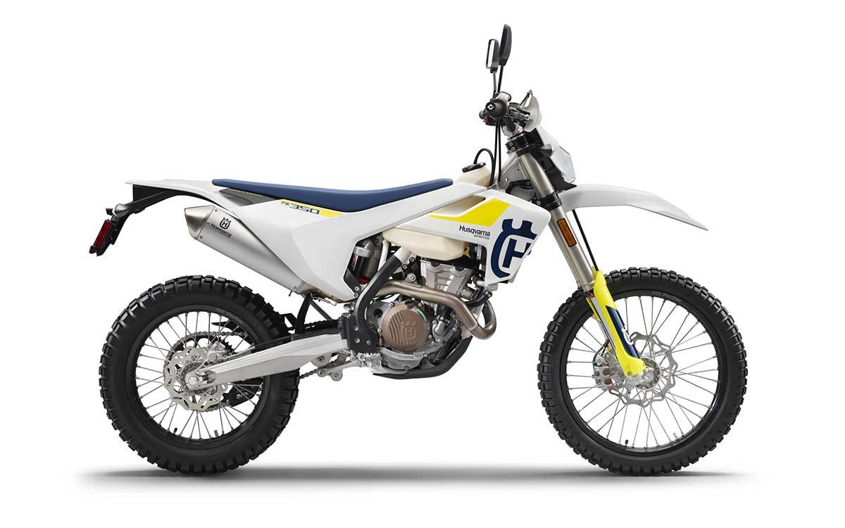 2019 Husqvarna FE 350