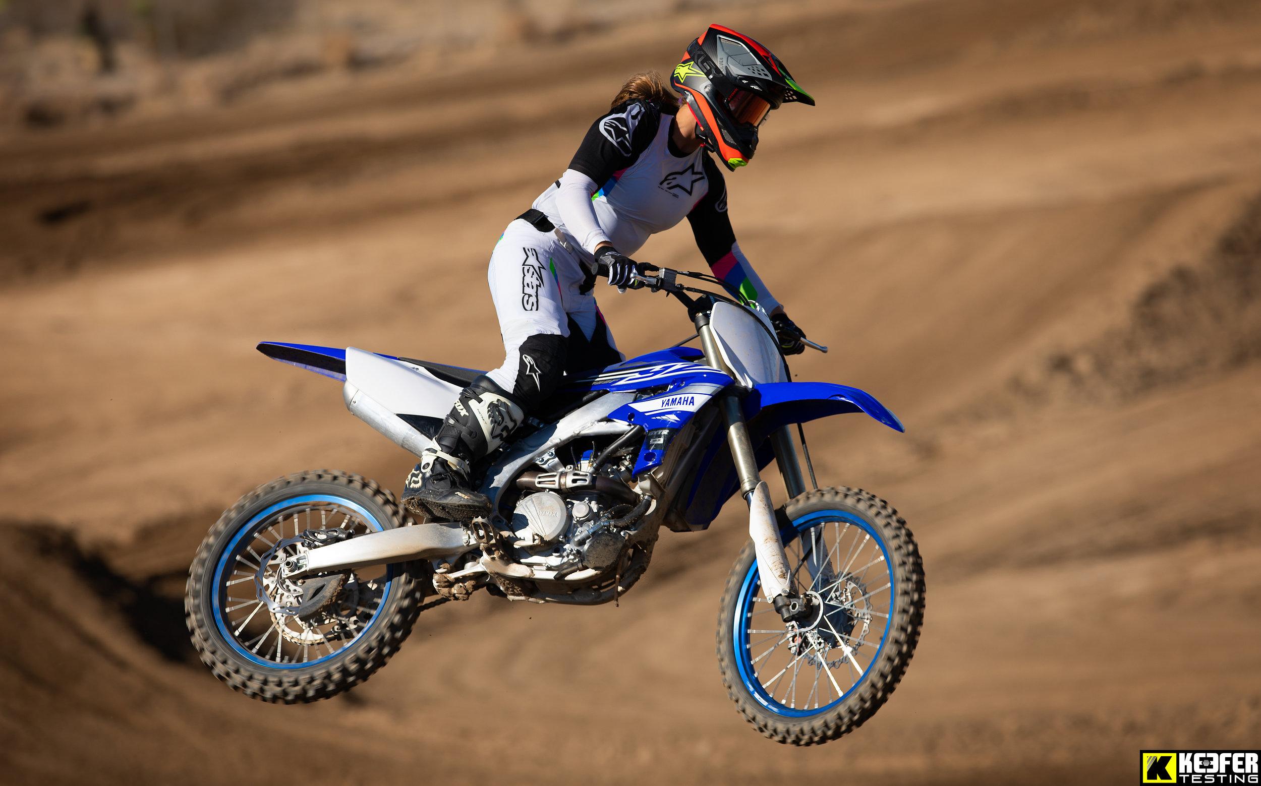 Motocross — Bike Testing — Keefer Inc  Testing