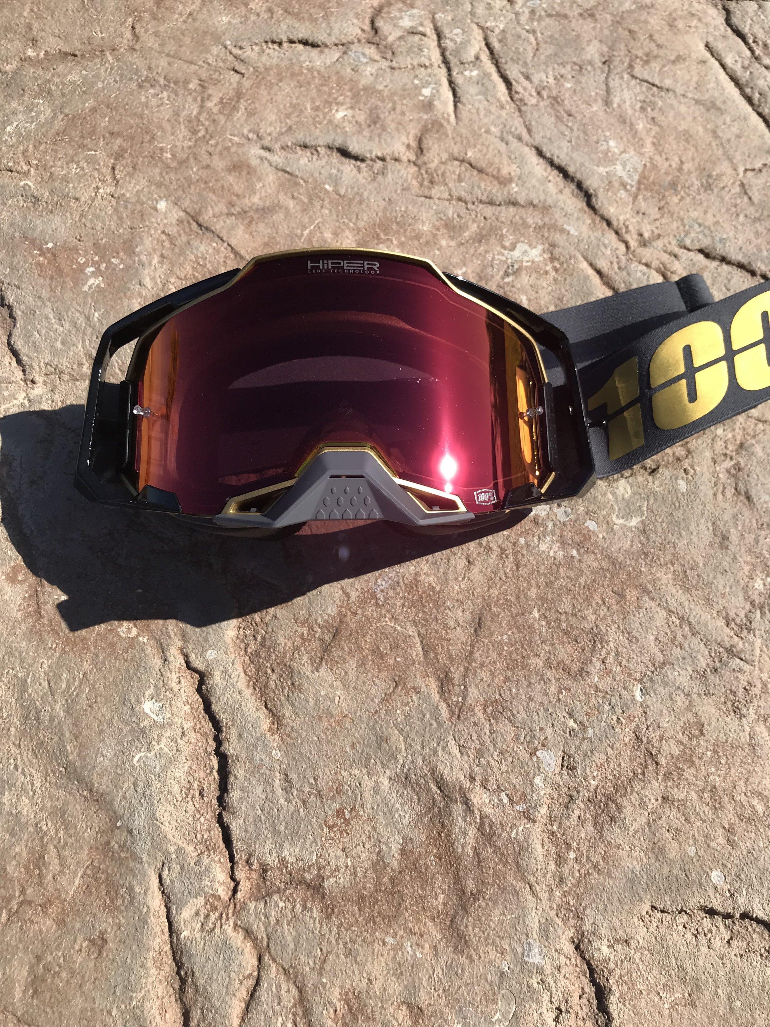 Goggles Gear Testing Keefer Inc Testing