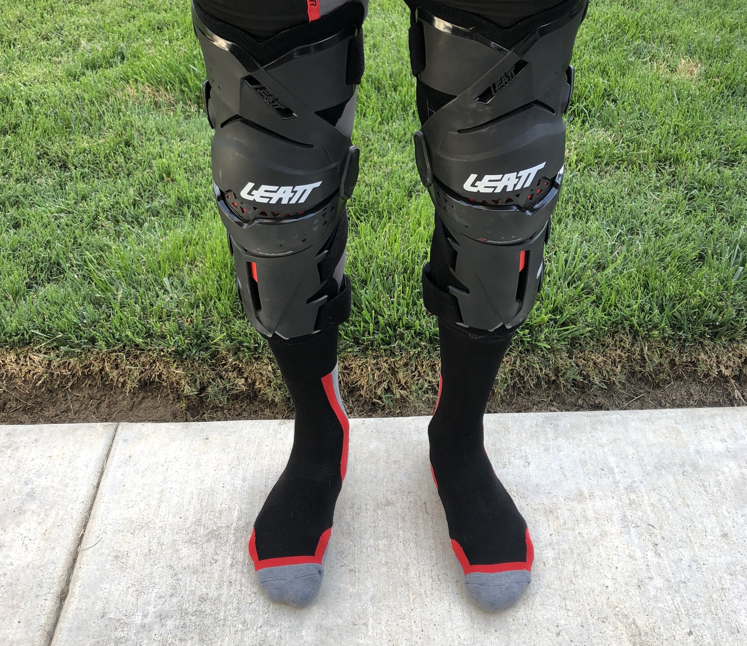2fd5186c43 Once on, the Z Frame braces are noticeably bulkier than the X Frames,  especially in the knee cup area. To me the knee cup area was excessively  large and I ...