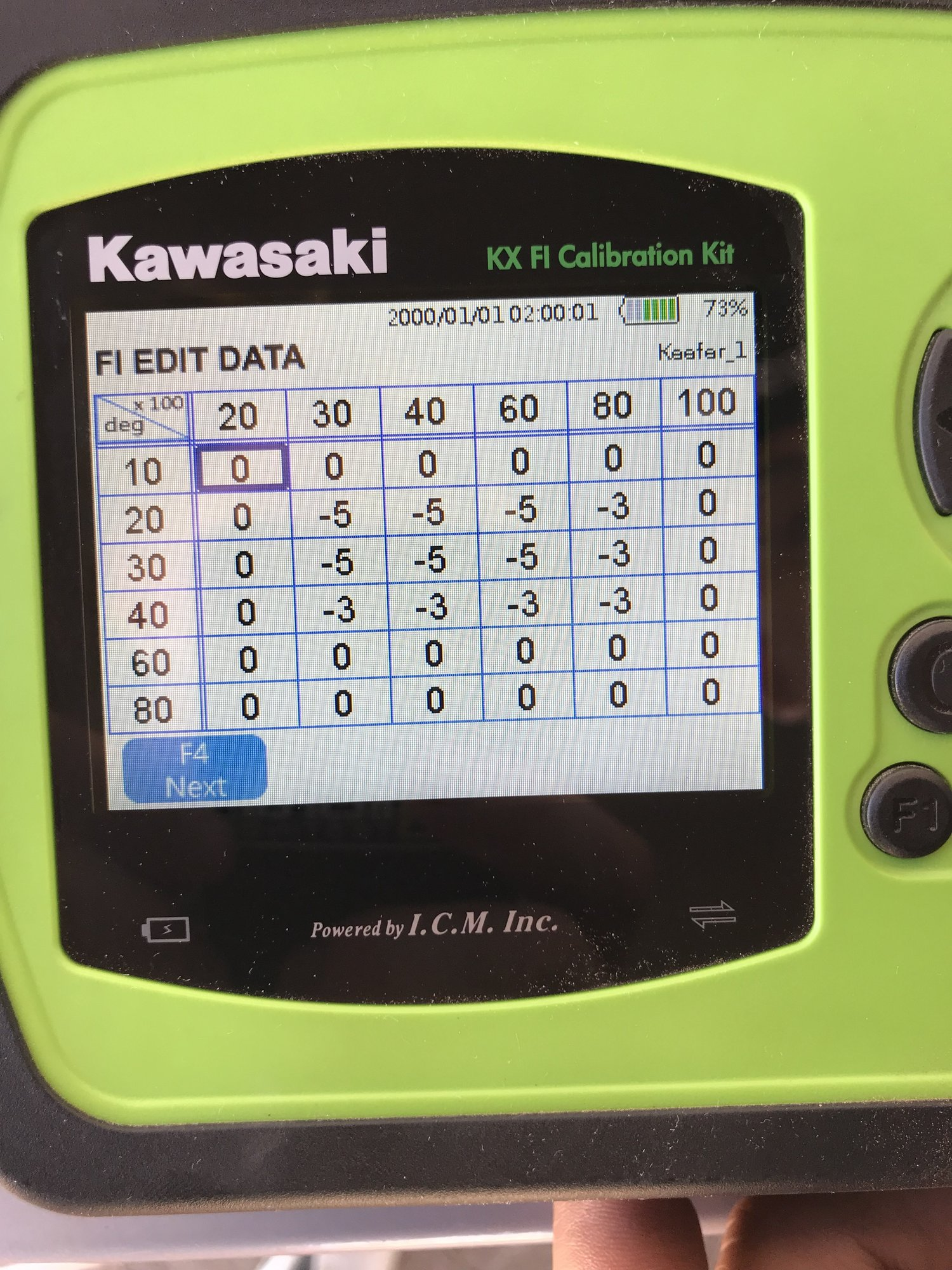 White Kawasaki FI.jpg