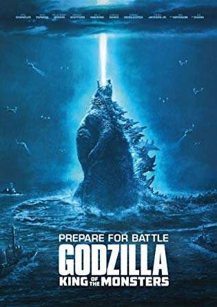 18 August, 2pm - Godzilla: King of the Monsters