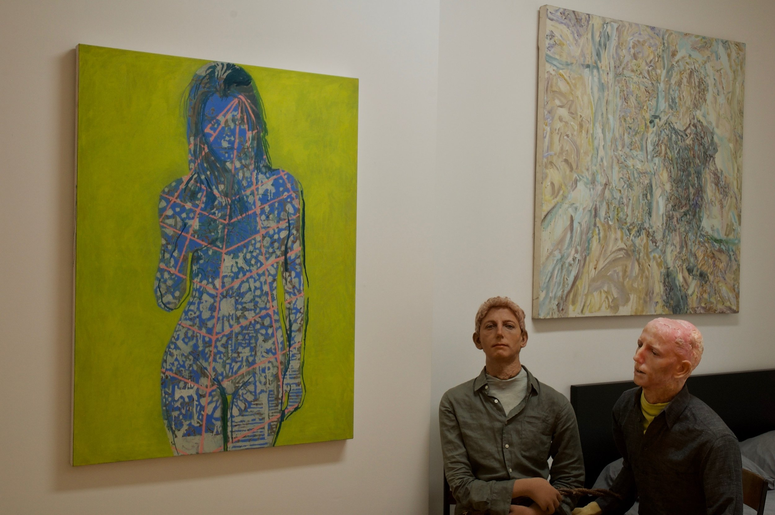 Bryan de Roo and John Mulvaney