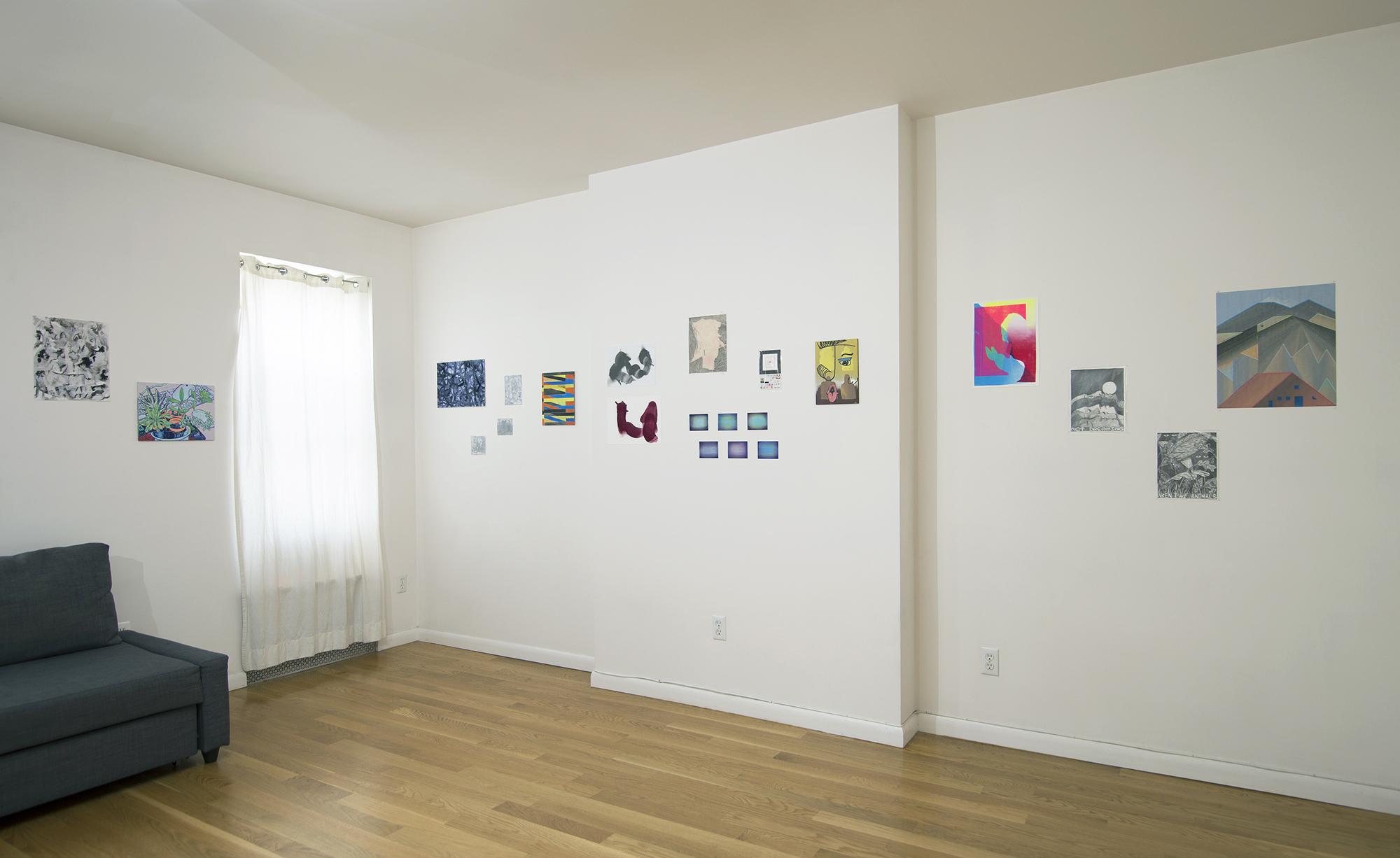 Room 1 installation