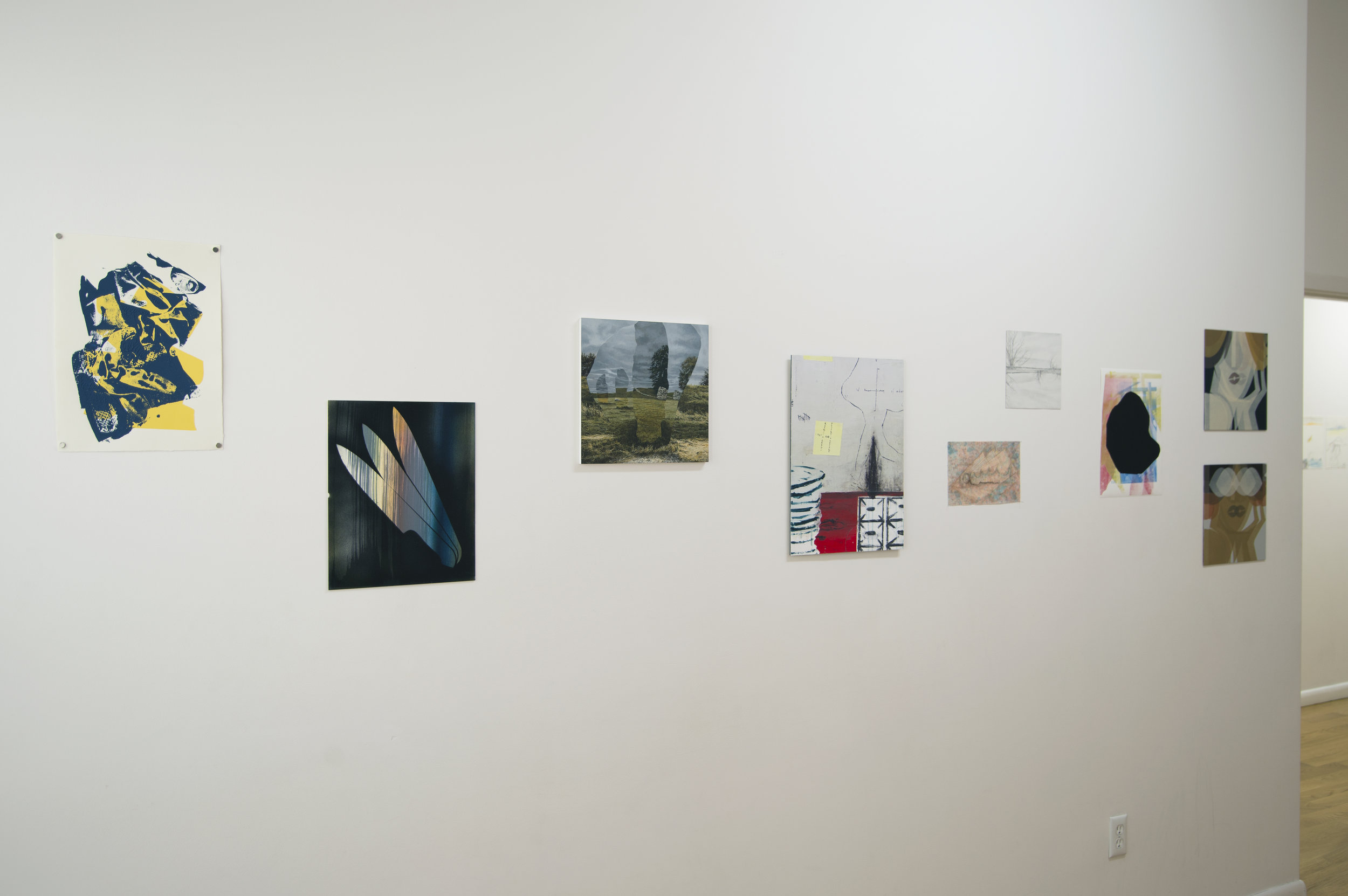 Room 2 installation