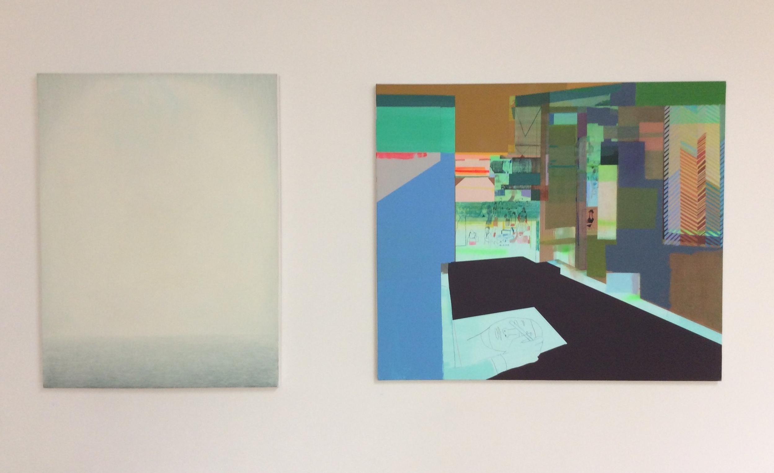 Gina Borg: Empty, Kristen Schiele: Dreamboards