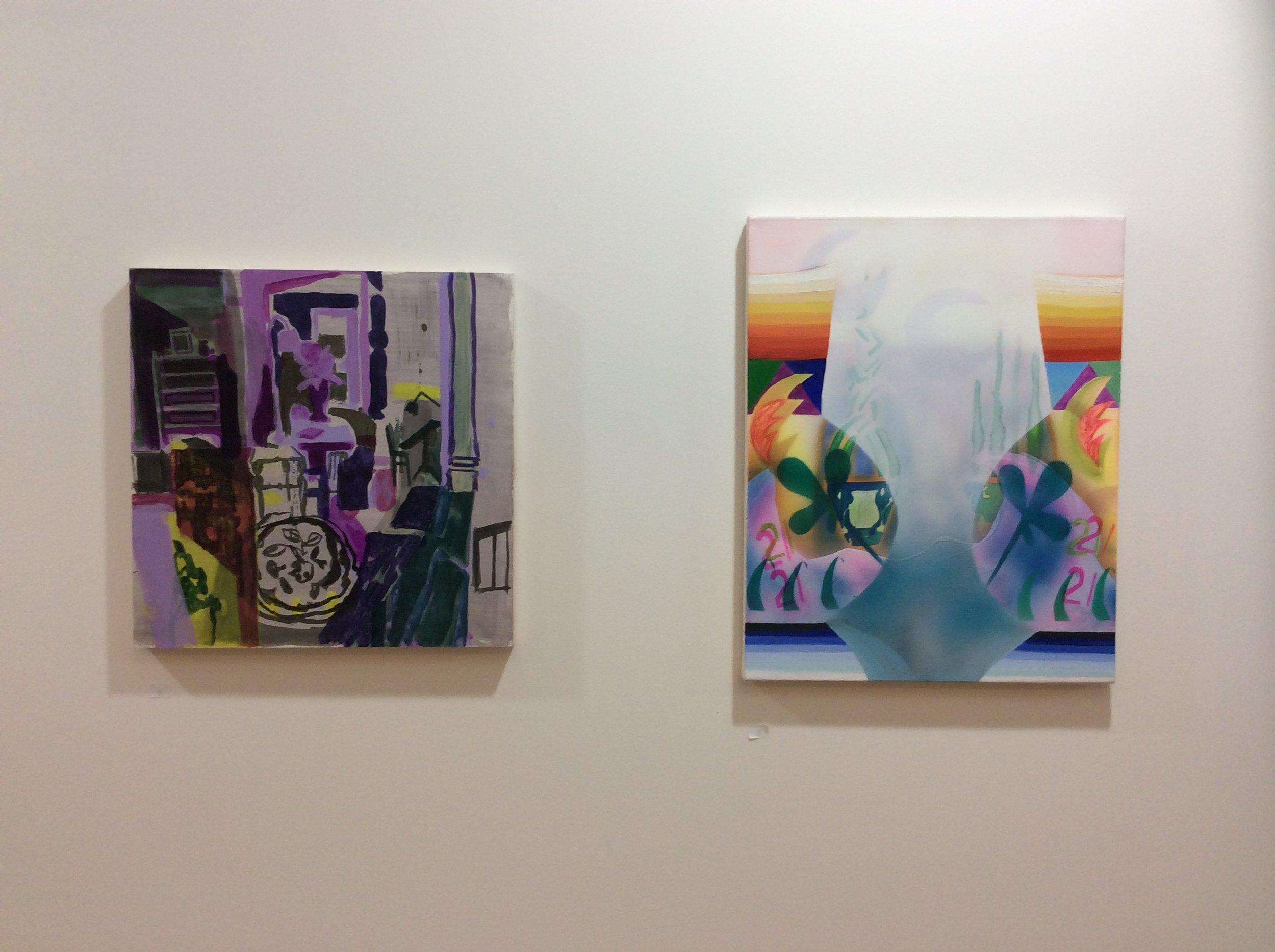 Allison Gildersleeve: Untitled, Catherine Haggarty: 21