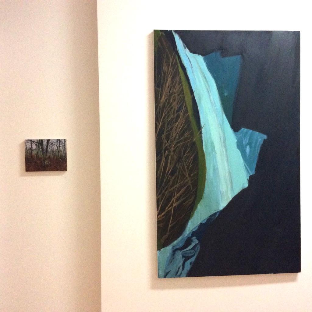 Emma Tapley: Forest, Sag Harbor, Deborah Kirklin: Metlako