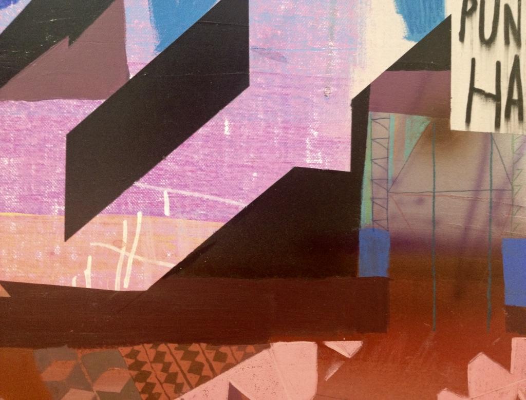 Kristen Schiele: Laptop Heavy Metal (detail)