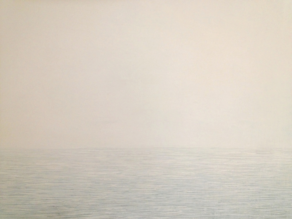 Gina Borg: Empty (detail)