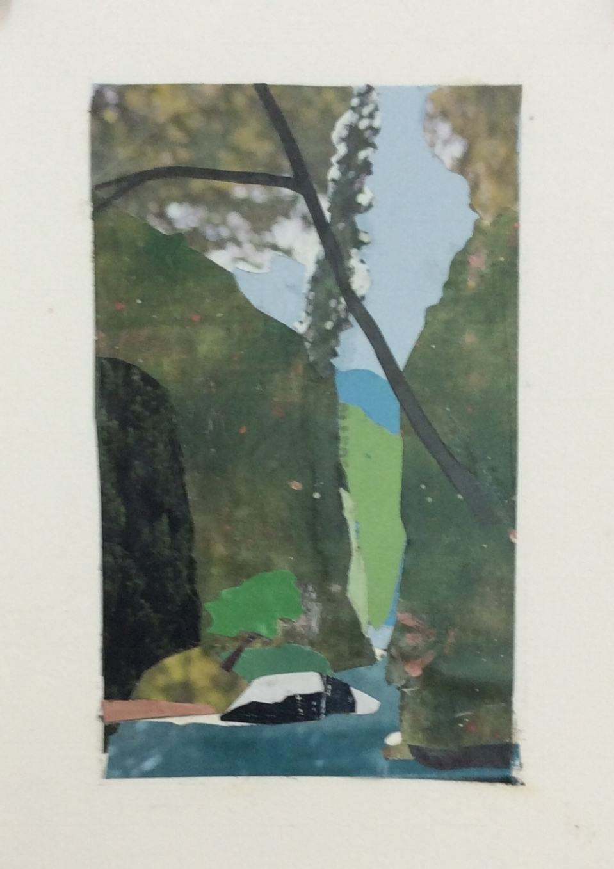 Deborah Kirklin, Oneonta Gorge, Summer