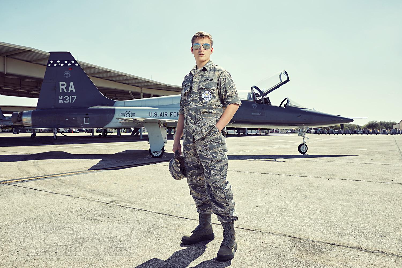 "Kaptain Kyle ""'Top Gun"" Style…"