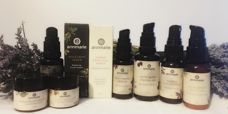 Annmarie Gianni Anti-Aging Skin Care -