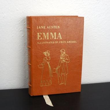 1983 Version of Emma by Jane Austen, ($91.06) -
