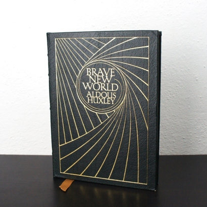 1978 Edition of Brave New World by Aldous Huxley, $112.40 -