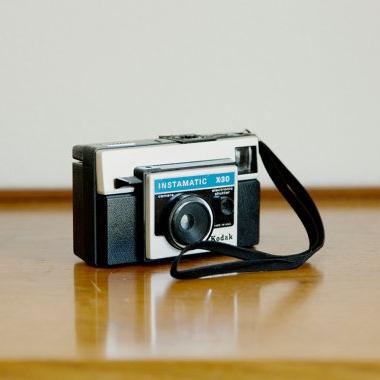 Vintage Kodak Instamatic X 30 Camera, ($8) -