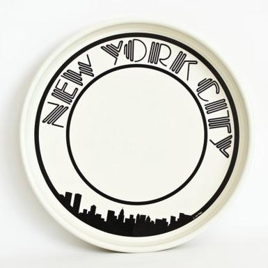 Vintage New York City Serving Tray ($29.99) -