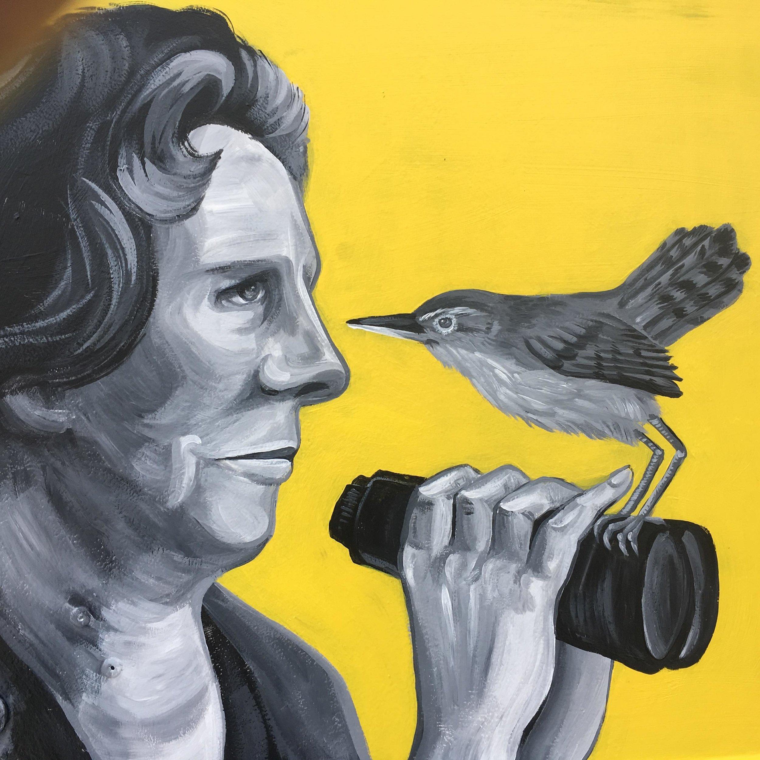 Rachel Carson (detail)