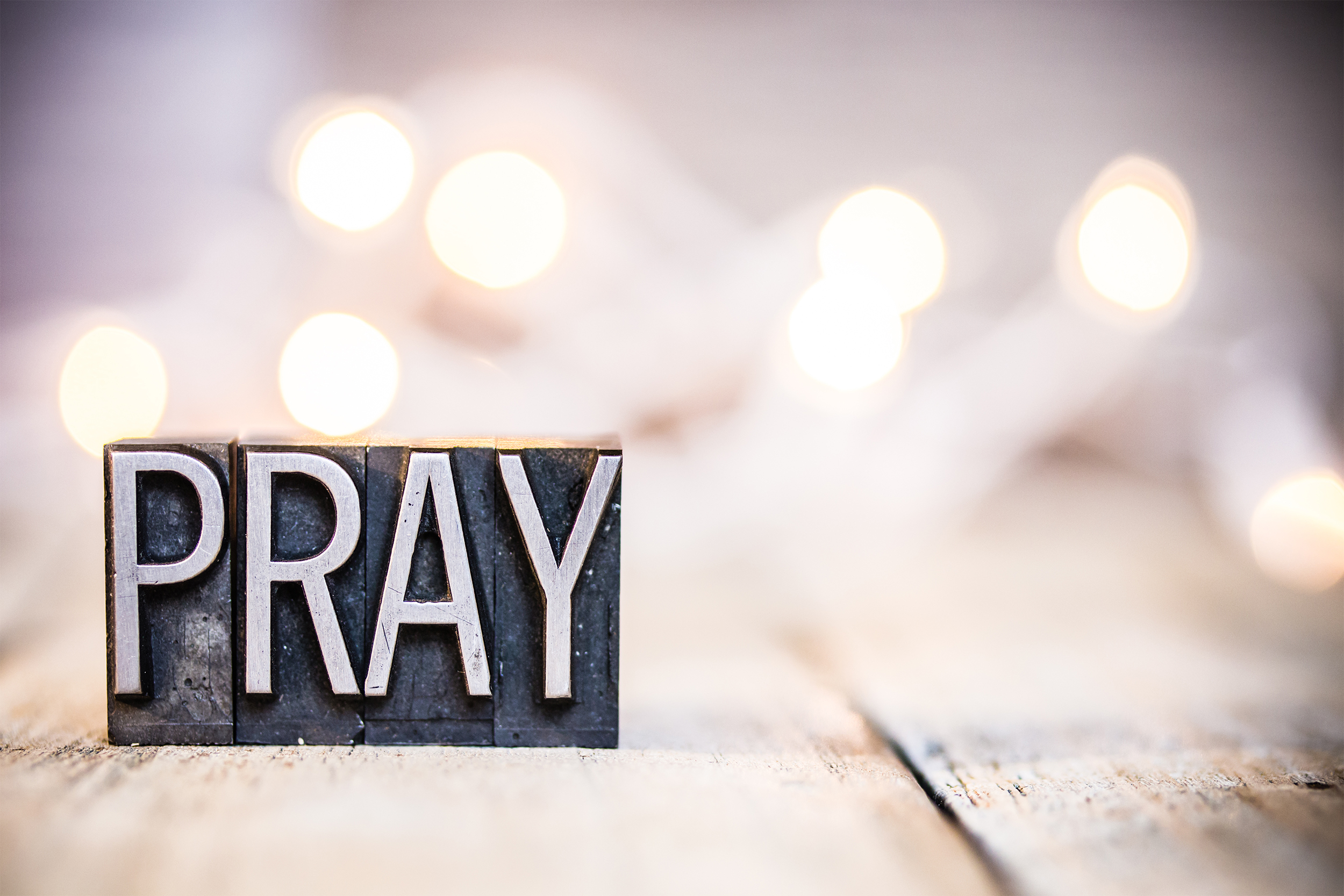 PRAYER MINISTRY - Everyday, all year. We have a team of people who pray over our church on a continual basis. They are also committed to praying over the prayer requests submitted on a weekly basis. If you are in need of prayer or would like to be a part of the prayer team, contact Karin Moore.