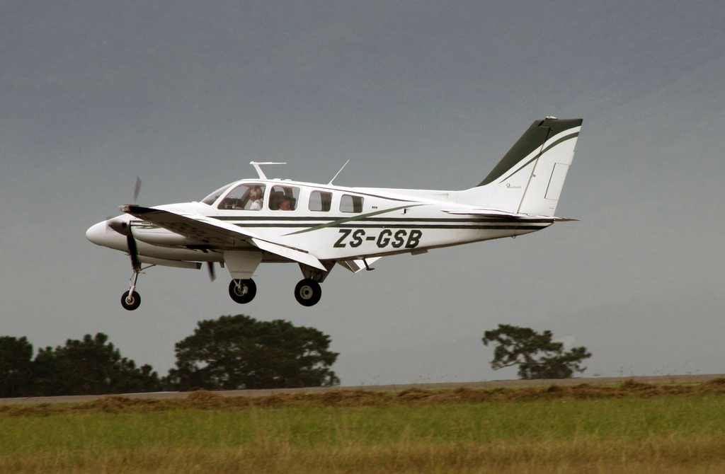 Beechcraft Baron<strong>Legendary Quality</strong>