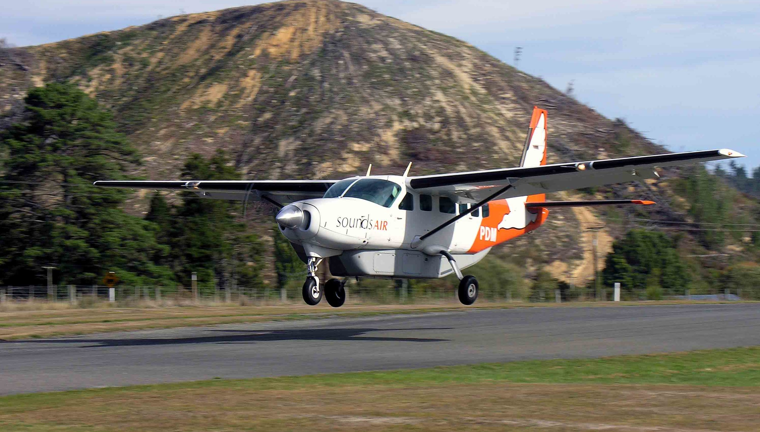 Cessna Caravan<strong>Go, Wherever the Mission</strong>